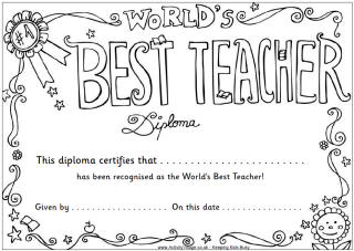 happy birthday teacher coloring pages ; 4ee19db00a7ff13089d78f111a197d9b