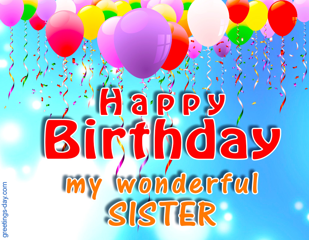 happy birthday to a wonderful sister ; happy-birthday-for-sister