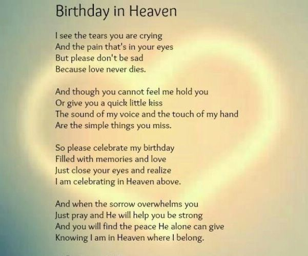 happy birthday to my angel in heaven ; 10a369fe86d8f643028ea7a282367597