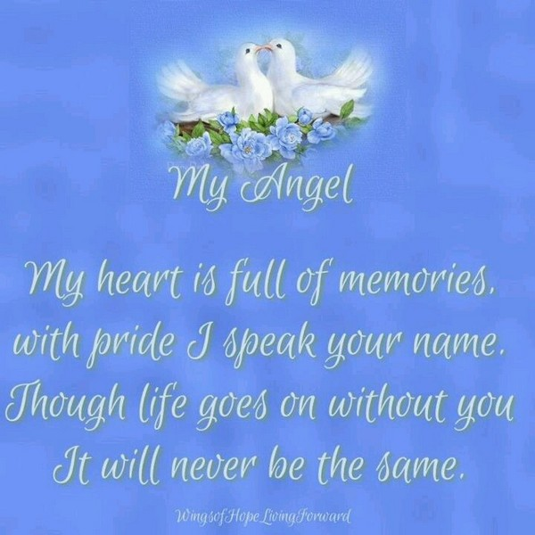 happy birthday to my angel in heaven ; happy-birthday-wishes-to-a-mother-in-heaven