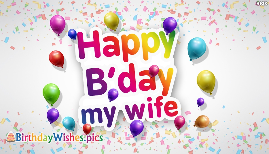 happy birthday to my better half ; happy-birthday-my-wife-52650-23135