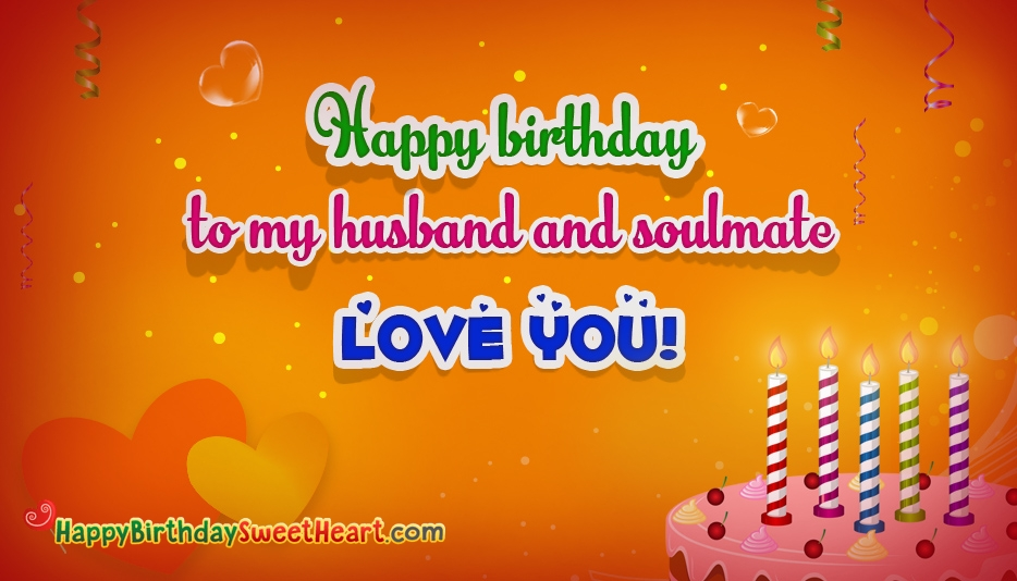 happy birthday to my better half ; happy-birthday-to-my-husband-52650-15484