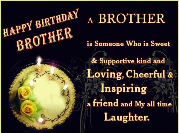 happy birthday to my brother quotes ; birthday-wishes-for-brother-images