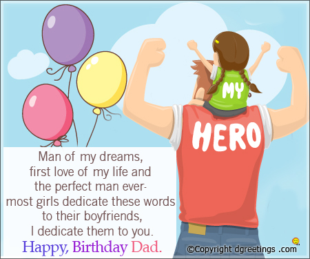 happy birthday to my dad ; birthday-day-father