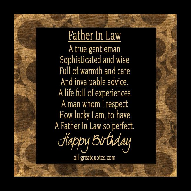 happy birthday to my father in law ; d0061198b69fcbcbfc9d98370e37b71e