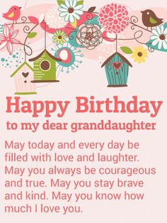 happy birthday to my granddaughter images ; 53579ae1560bc9afd691e585e2763351--granddaughter-birthday-granddaughters
