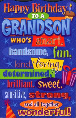 happy birthday to my grandson images ; 4e6446f46a557705cdde9777dff07e63