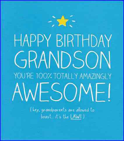 happy birthday to my grandson images ; happy-birthday-to-my-grandson-poems