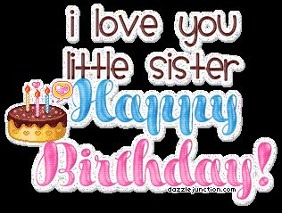 happy birthday to my little sister ; 9a8a0a566d566bae8fdd584cf9284bee--happy-birthday-little-sister-birthday-quotes-for-sister