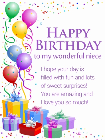 happy birthday to my niece ; happy-birthday-wishes-to-my-niece-fresh-you-are-amazing-happy-birthday-wishes-card-for-niece-of-happy-birthday-wishes-to-my-niece