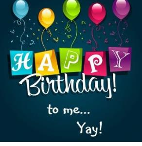 happy birthday to myself status ; happy-birthday-to-me-lines-292x300