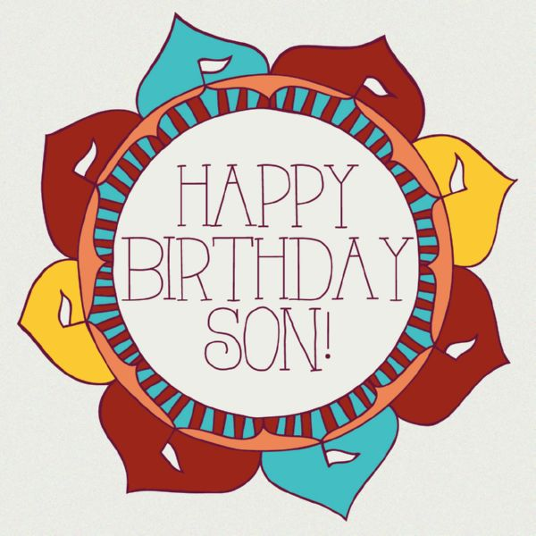 happy birthday to our son ; happy-birthday-son4