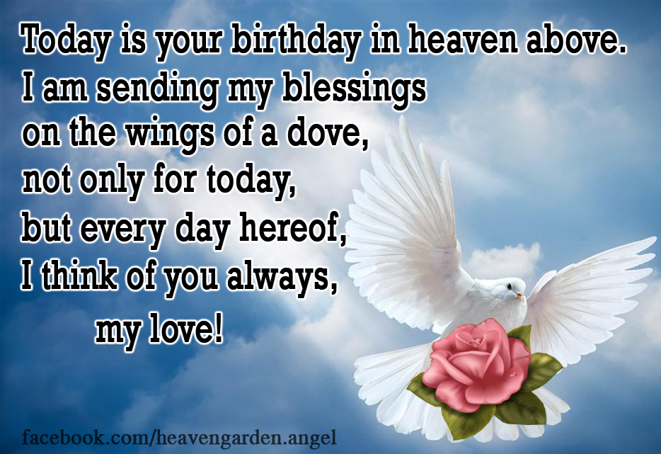 happy birthday to someone in heaven ; mai-1