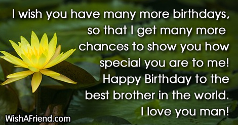 happy birthday to the best brother ; 14867-brother-birthday-wishes