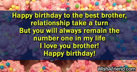 happy birthday to the best brother ; 9959-brother-birthday-sayings