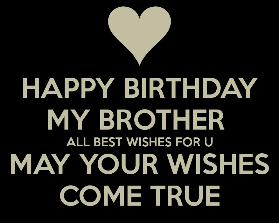 happy birthday to the best brother ; Happy-Birthday-My-Brother-All-Best-Wishes-For-You