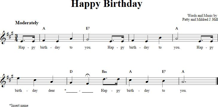 happy birthday trumpet ; happy-birthday-trumpet-notes-happy-birthday-b-flat