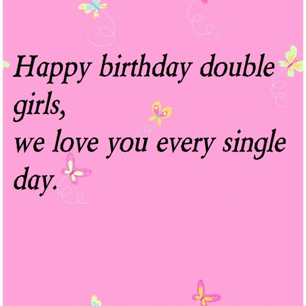 Happy Birthday Twin Sister Images – Best Happy Birthday Wishes