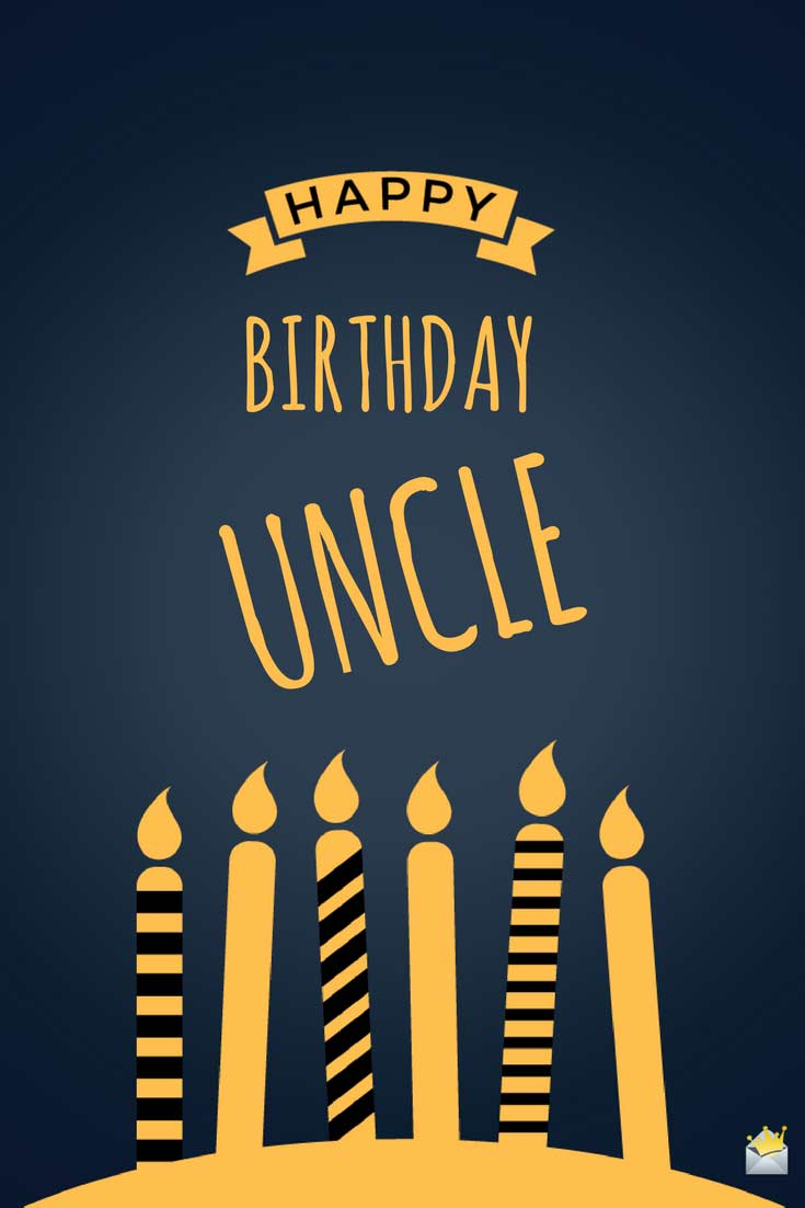 happy birthday uncle ; Birthday-wish-uncle