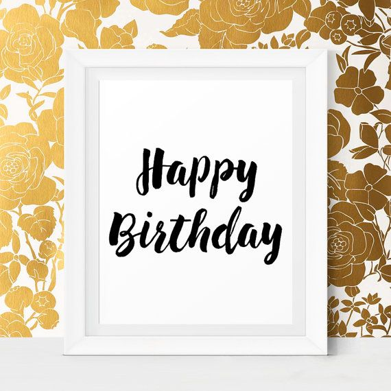 happy birthday wall posters ; 72521d3fb9988da221face1a5cd30938