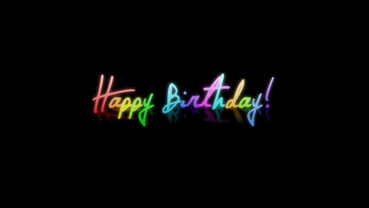 happy birthday wallpaper ; Colorful-Happy-Birthday-Hd-Wallpaper