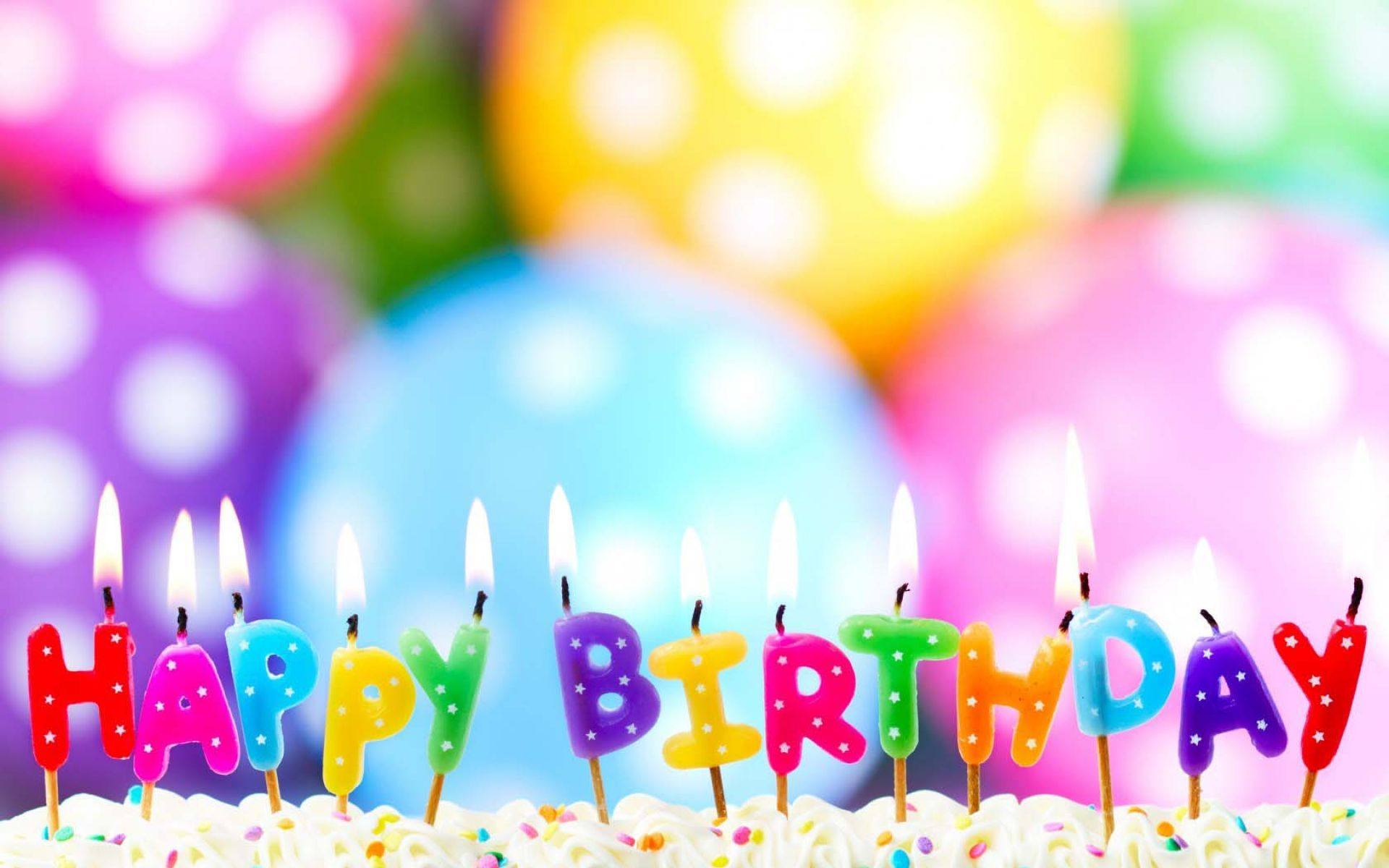 happy birthday wallpaper ; happy_birthday_with_colorful_candles_hd