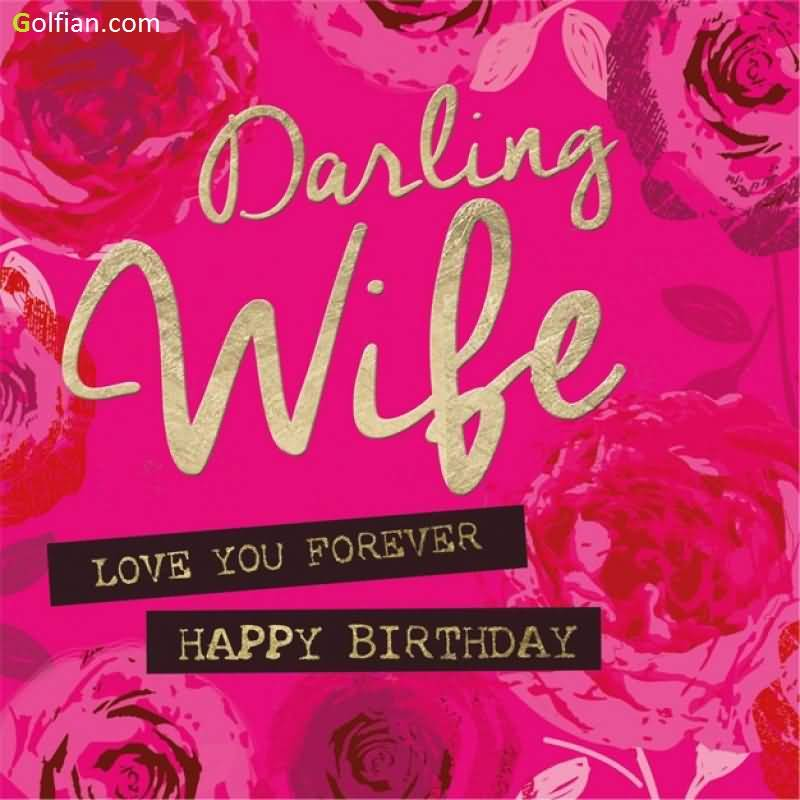 happy birthday wife images ; Fabulous-E-Card-Wishes-For-My-Lovely-Wife-Happy-Birthday-Darling