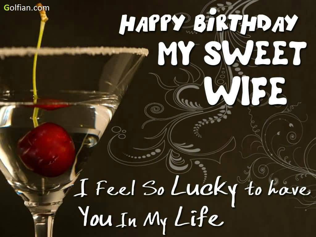 happy birthday wife wallpaper ; Happy-Birthday-My-Sweet-Wife-With-Cocktail