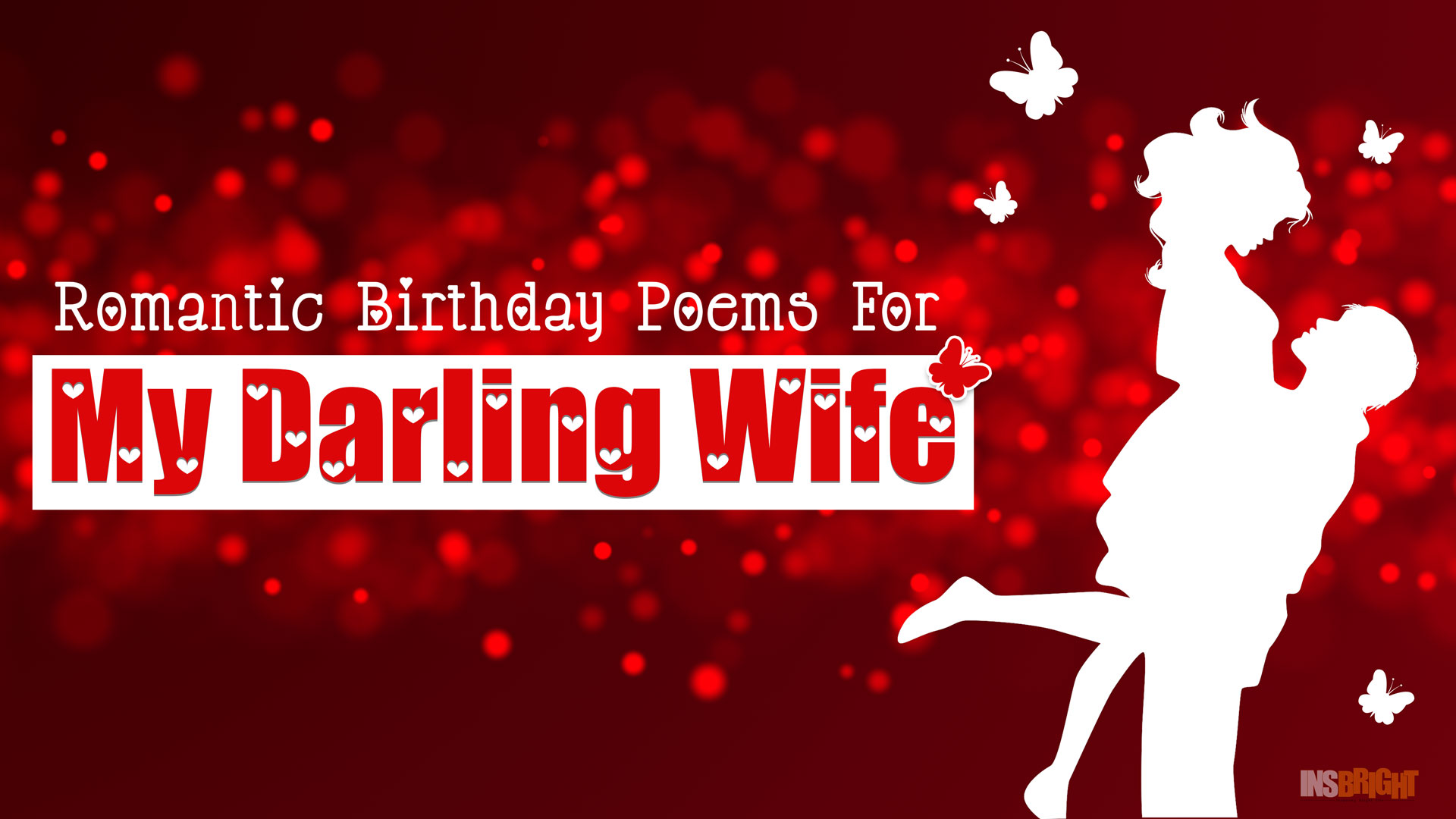 happy birthday wife wallpaper ; birthday-poetry-for-wife-insbright