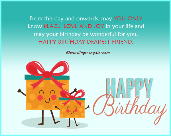 happy birthday wish you all the best god bless you ; birthday-wishes-messages-for-best-friend