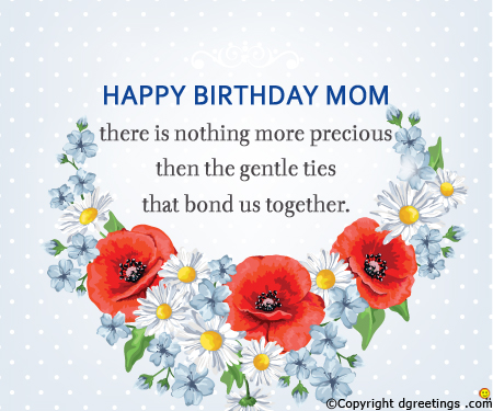 happy birthday wish you all the best god bless you ; mom-birthday-card