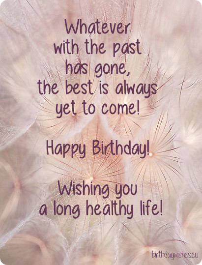 happy birthday wish you good health and long life ; birthday-wishes-for-elderly