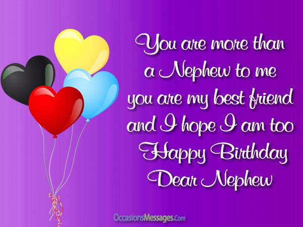 happy birthday wishes for nephew in english ; top-100-Happy-Birthday-Wishes-for-Nephew