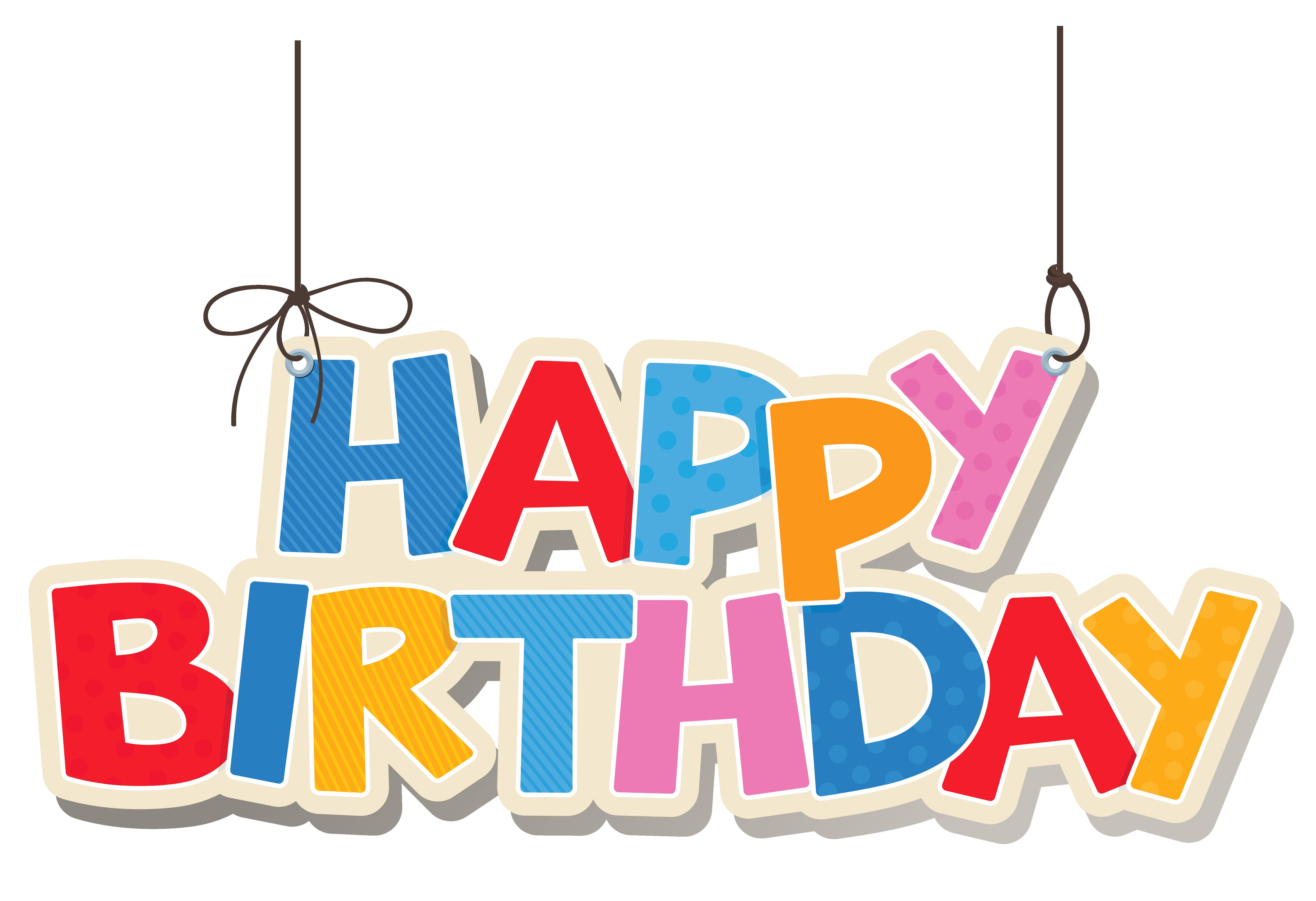 happy birthday word clipart ; f47f11225893fdd200ee2349c15c784a
