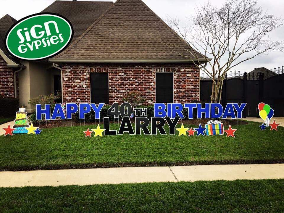 happy birthday yard signs ; 3acec319ef744c00542db5d93c81ac8d