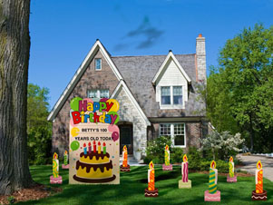 happy birthday yard signs ; happy-birthday-cake-with-candles