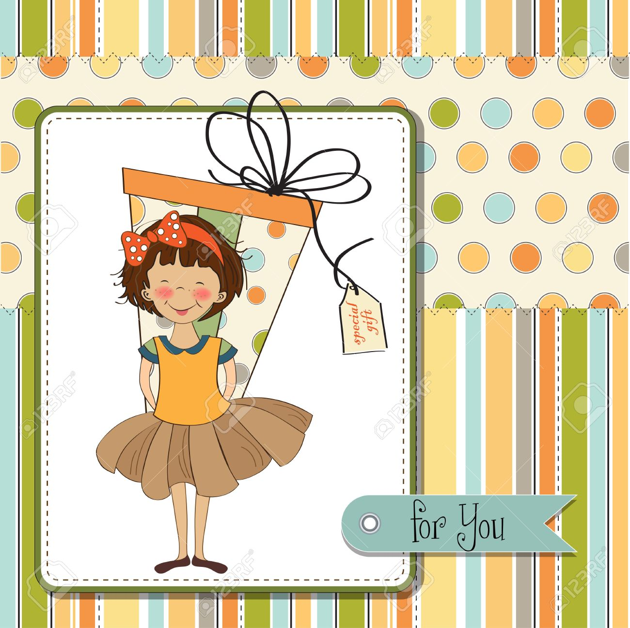 happy birthday young girl ; 11842064-cute-little-girl-hidden-behind-boxes-of-gifts-happy-birthday-greeting-card