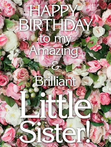 happy birthday younger sister ; b_day_fsi_LittleSister-ece5fb1c433a0213707984082e074c40