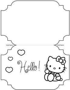 hello kitty birthday card printable free ; 266d8d80a7edeca5ce84041872ed3113--unit-studies-digi-stamps