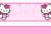 hello kitty birthday card printable free ; Hello-Kitty-Birthday-Card-Template-Free-4-200x135