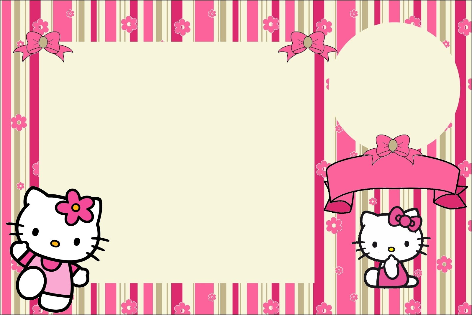 hello kitty birthday card printable free ; hello-kitty-pink-free-party-printables-003