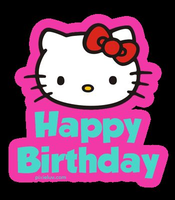 hello kitty happy birthday meme ; 16t8o0