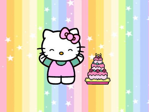 hello kitty happy birthday meme ; 1ciroq