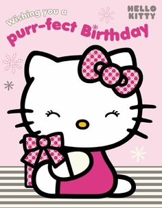 hello kitty happy birthday meme ; 4498e7b43df4cf66c2dd68cac466feae--birthday-wishes-birthday-cards