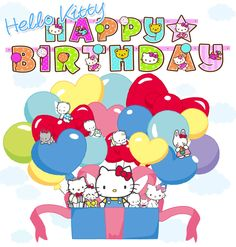 hello kitty happy birthday meme ; 7839eafb807427b89bb4cebb2651edac