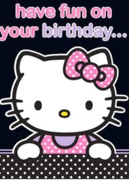 hello kitty happy birthday meme ; 8814fb22480b7a99a4e4a745d69a17bc
