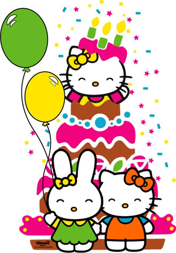 hello kitty happy birthday meme ; hello-kitty-happy-birthday-clipart-1