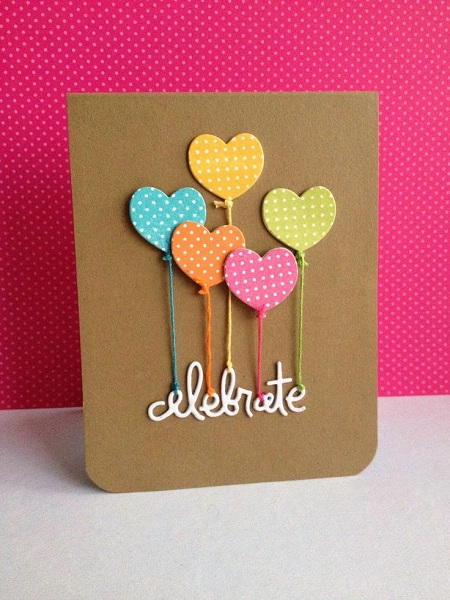 homemade birthday greeting cards for teacher ; creative-handmade-birthday-cards-5