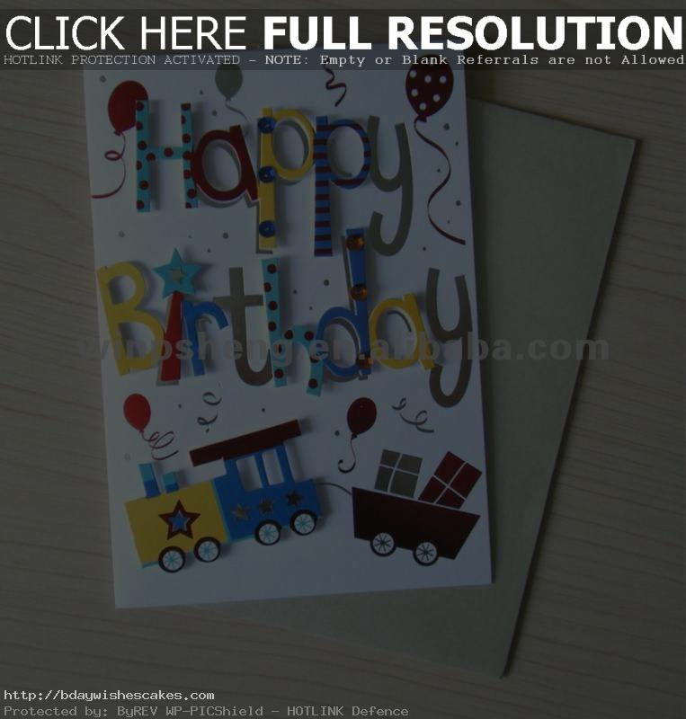 homemade greeting cards for birthday ; Bday-Greeting-Cards-Handmade-6