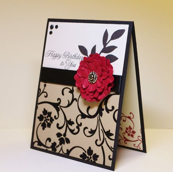 homemade greeting cards for birthday ; greeting-cards-birthday-handmade-25-unique-handmade-birthday-cards-ideas-on-pinterest-diy-free